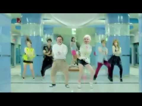 Gangnam Style - Boris Johnson and David Cameron