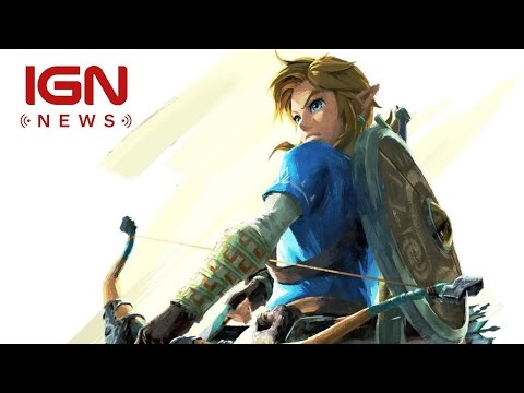 Zelda: Breath of the Wild Release Date - IGN News