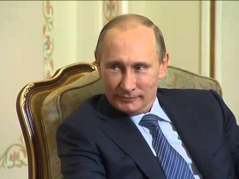Nov 13, 2012 Russia_Putin meets Republic of Congo leader in Moscow