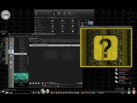 io GNU/Linux Review, Live Multimedia Distro 2013 HD