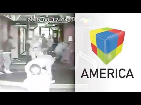 Video: A los tiros en un boliche del centro porteño