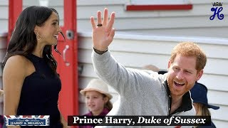 What Prince Harry REALLY said when he first saw Duchess of Sussex?