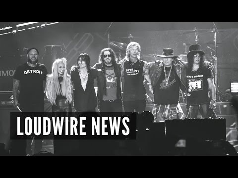 Guns N' Roses Kick Off Summer Stadium Tour in Detroit