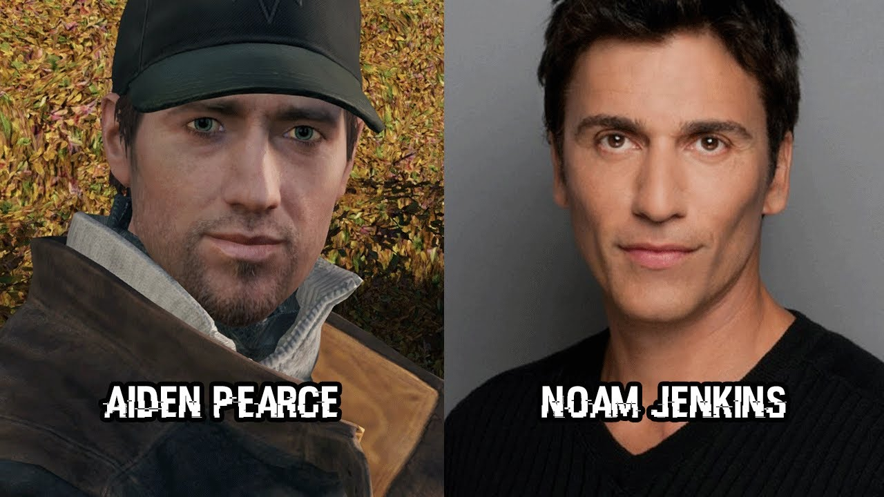 Watch Dogs Tv Show Cast