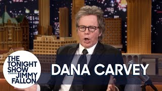 "Dana Carvey Demonstrates the ""Sound of Trump"" with a Hilarious Impression"