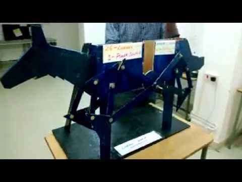 Linkage Horse Mechanism