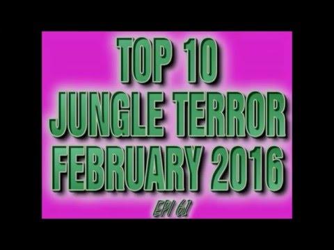 Top 10 Jungle Terror Drops February 2016 (Epi 61) #1