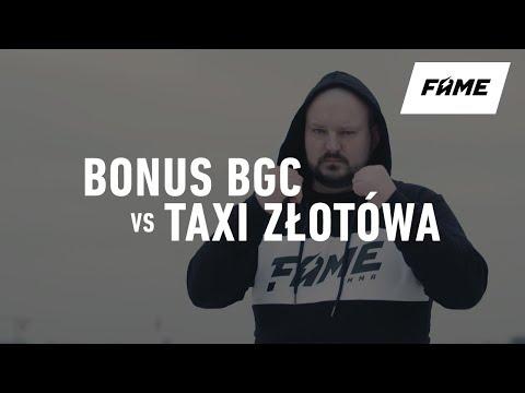 FAME MMA 3: BONUS BGC vs TAXI ZŁOTÓWA (Zapowiedź)