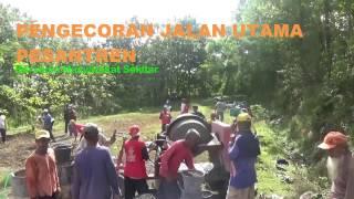 Pembangunan Lokal 2 Lantai Ponpes Darul Fithrah Ahad 19 maret 2017 (Kerja Bakti)