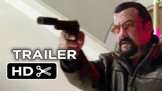 Absolution Official Trailer 1 (2015) - Steven Seagal, Vinnie Jones Crime Movie HD
