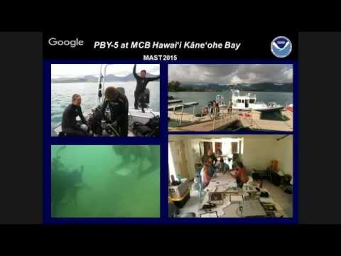Sundays at the Bay - Science and Pacific Maritime Heritage - Outreach Talk #2