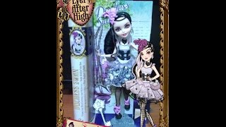 Ever After High Duchess Swan Türkçe Tanıtım