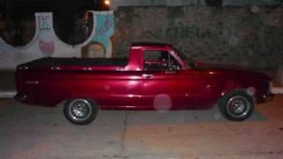 Ford Ranchero San Pedro