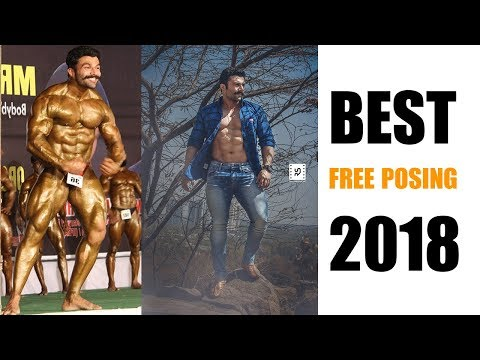 BEST BODYBUILDING POSING 2018 | AMIT PANGHAL | PANGHAL FITNESS