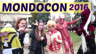 Mondocon 2016 Spring Anime Manga Cosplay Festival in Hungary