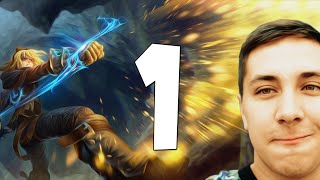 Буйная ТИМА #1 | Best Moments #1 League of Legends | Ezreal