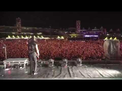 Disturbed on Tour: São Paulo Crowd Goes Crazy