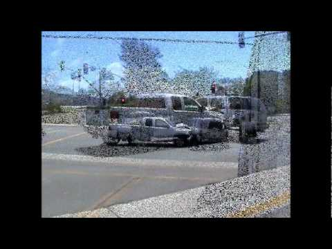 SANTA BARBARA [One injured in car crash off the 101] WATCH VIDEO!