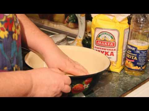 Как приготовить вареники с капустой - видео