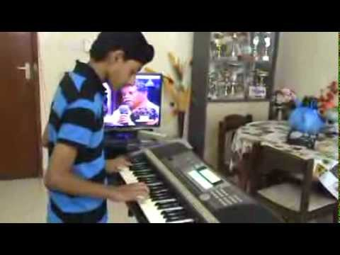 Kairali TV Theme song Neelavaninte keezhilay   By Athul Salil
