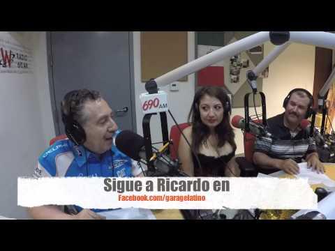 Kia Sedona y Toyota Siena Vale la pena ? Garage Latino Radio show Ricardo 580