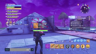 Fortnite live stream save the world gameplay, trading, crafting
