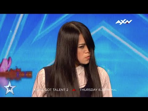 The Sacred Riana Judges? Audition Epi 3 Highlights | Asia?s Got Talent 2017
