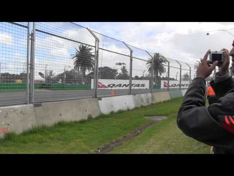 2013 Australian Grand Prix - Ultimate Speed Comparison (Spectator View)