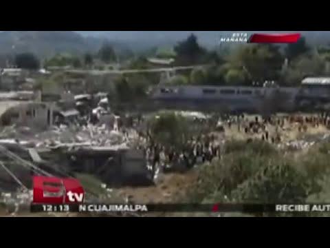 La pipa contaba con todas las medidas de seguridad, dice Gas Express Nieto