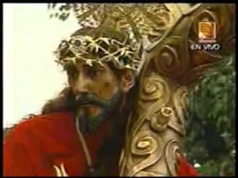 2011 Semana Santa Guatemala Jueves Santo Jesus Nazareno del Perdon Templo de San Francisco Antigua G