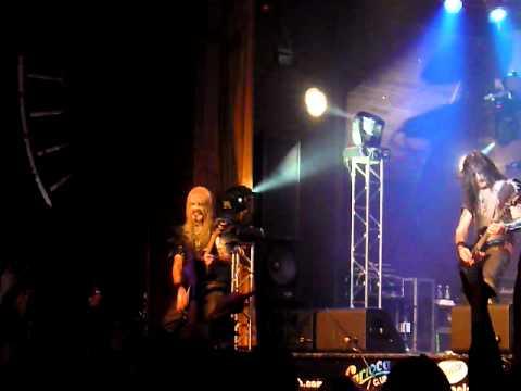 Dark Funeral - Vobiscum Satanas (São Paulo - 10/12/2011)