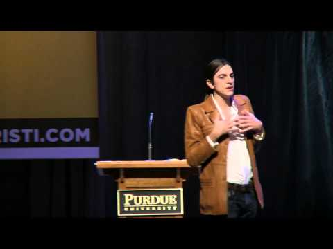 Nathan Harden: sex And God At College video