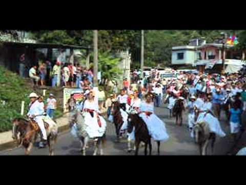 Cabalgata procesión en Honor a Santiago Apóstol 2011