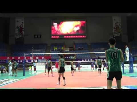 HK vs 南京  第一局