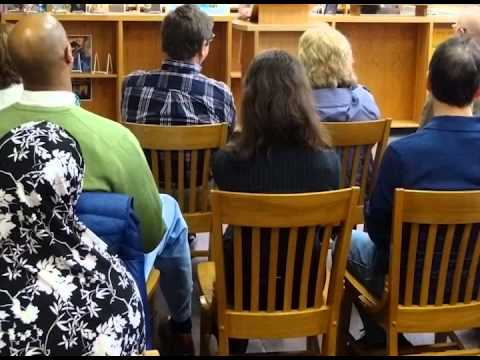 'Diversity, Equity and Inclusion at Edmunds Middle School Library
