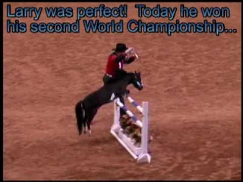American Miniature Horse Assoc. World Championship Open Jumper - Short Version