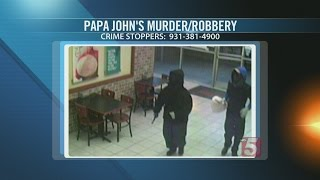 Darious Fitzpatrick-Avg USA Shitskin Monkey Kills Gordon Schaffer At Papa John's Robbery In Columbia