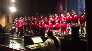"Cardinal Shehan choir ""12 gates to the city Directed by Kenyatta Hardison """