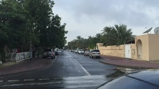 MY DUBAI LIFE !! VLOG 9 # RAIN IN DUBAI JANUARY 2016