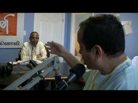 ISKCON Scarborough- Live Tamil Radio Program- Bhagavad Gita - 18.58