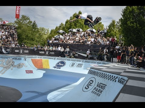 3rd Place Run, Tom Schaar 86.51 | Vancouver, 2017 Pro Tour | Vans Park Series