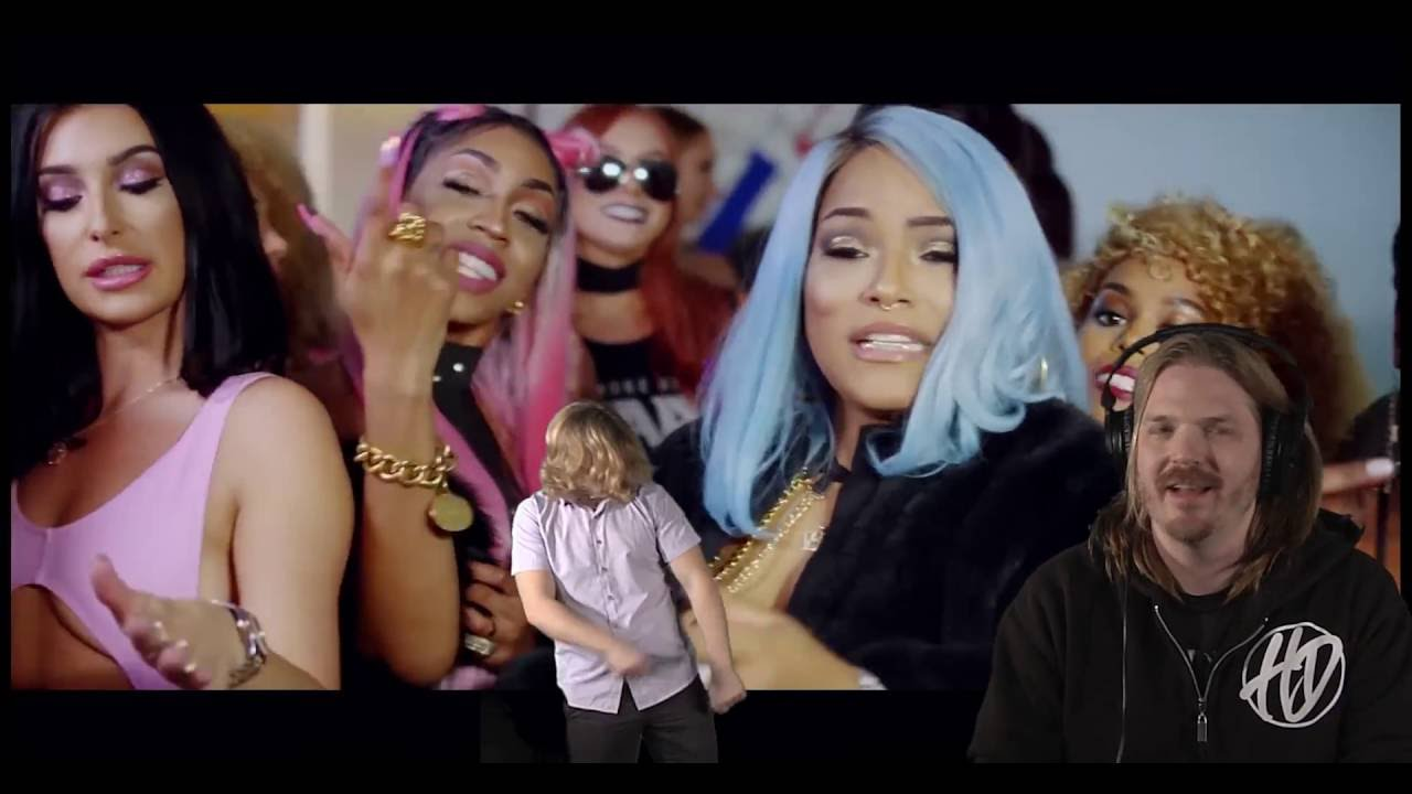 Stefflon Don shows us what real is - HIP HOP REACTIONS