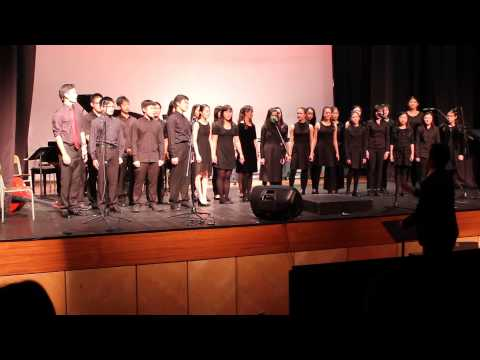 Chinese International School Choir - Frozen Medley