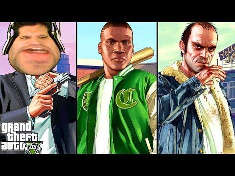 E se o DAVY JONES fosse um PERSONAGEM do GTA 5?