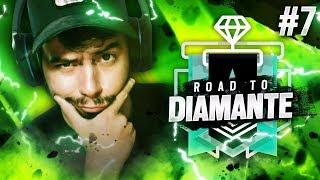 GIOCARE IN SOLO DANNEGGIA GRAVEMENTE LA SALUTE - Road To Diamond #7 - Rainbow Six Siege