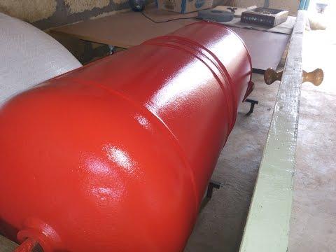 Газовый балон своими руками 153