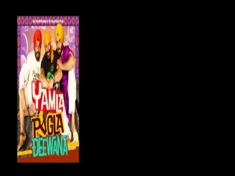 Main Jatt Yamla Pagal Deewana--karaoke By Yakub.mpg video
