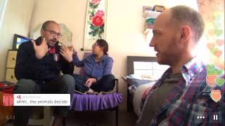 Episode 105 - #scopechat, Learning about Mongolian lifestyle and culture -  Day 29/25