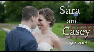Sara and Casey - A Lehigh Wedding