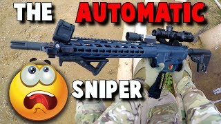 A Sniper's WORST ENEMY!